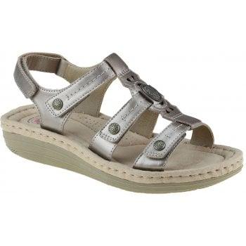 Earth Spirit Lynbrook Platinum (N49) 30561 Ladies Sandals