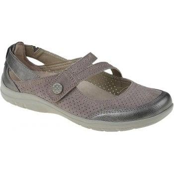 Earth Spirit Maryland Nubuck Dust (N39) 30206 Ladies Sandals