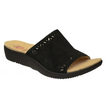 Earth Spirit Pomona Black (N42) 24143 Ladies Sandals