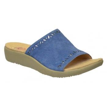 Earth Spirit Pomona Cobalt Blue (F3) 24140 Ladies Sandals