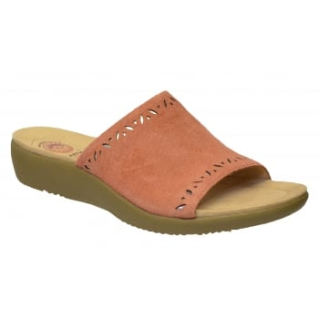 Earth Spirit Pomona Coral (A11) 24142 Ladies Sandals