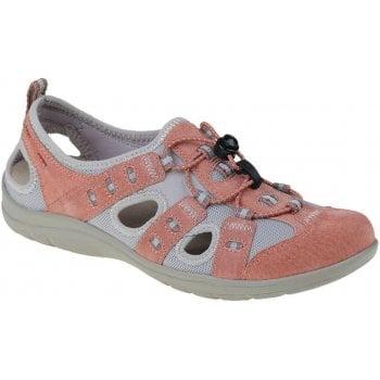 Earth Spirit Winona Leather / Textile Viva Coral (GD1) 30218 Ladies Sandals