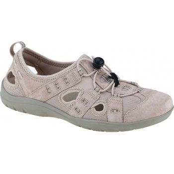 Earth Spirit Winona Nubuck / Textile Dusty Pink (SC-5) 30570 Ladies Sandals