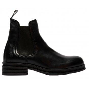 Fly London Kepa666Fly Black (N72) P144666000 Womens Boots