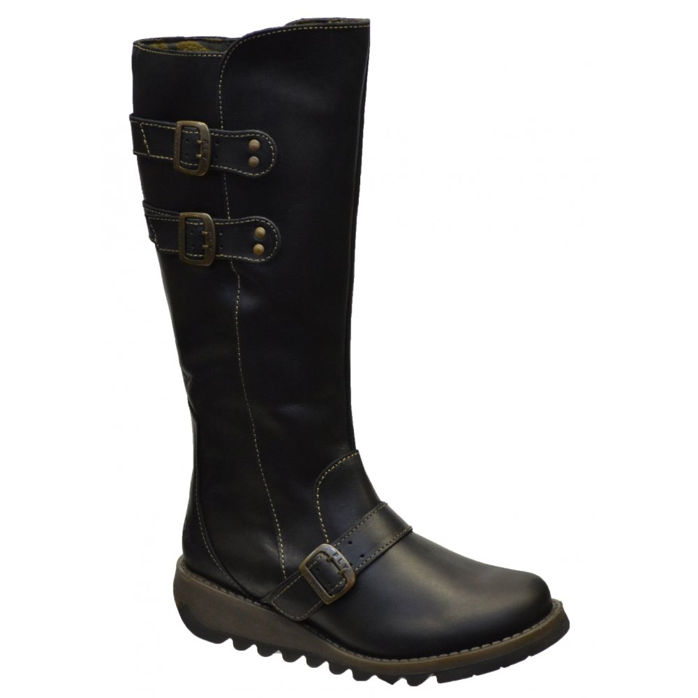 Solv Womens Boots FLY London 7QremxEGiA