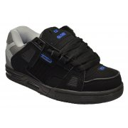 Globe Sabre Black / Charcoal / Blue (SC2) 10790 Mens Skate Trainers
