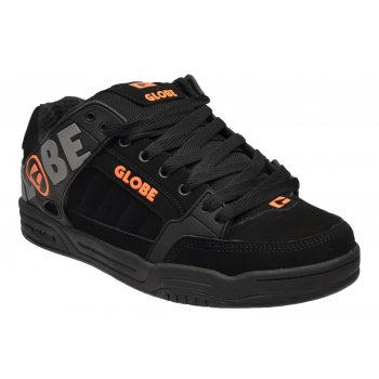 Globe Tilt Black / Silver Grey (K8) 10071 Mens Skate Trainers