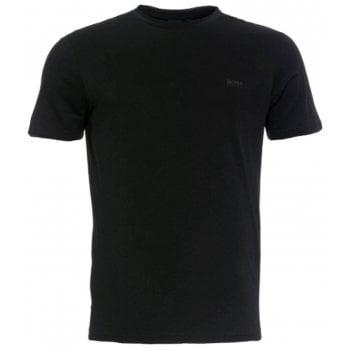 Hugo Boss 3 Pack Black Crew Neck Underwear T-Shirt