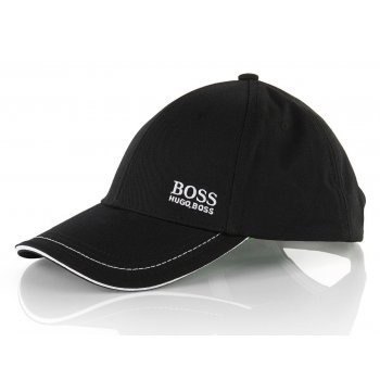 Hugo Boss Baseball 'Cap 1 Black (CAB-2) 50245070 Mens Caps