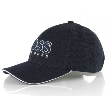 Hugo Boss Fundamental 'Cap US Navy (CAB-3) 50251244 Mens Caps