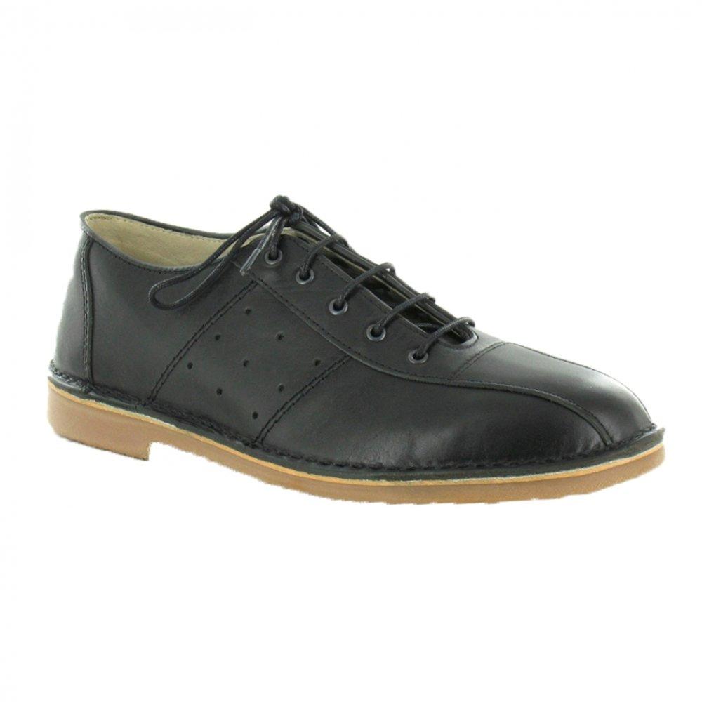N1 Ikon Jam leather Black IK3414-JAM Mens Shoes