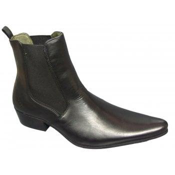 IKON Revolver Black (B20) IK3776 Mens Boots