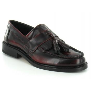 IKON Selecta Bordo / Ox Blood (N87) Mens Shoes