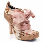 Irregular Choice Abigails Third Party Beige (N104) 3081-06CA Ladies Heels