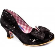 Irregular Choice Dazzle Razzle Black (N15) 4136-04BC Ladies Heels