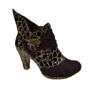 Irregular Choice Miaow Purple (N53) Ladies Heels
