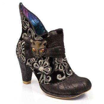 Irregular Choice Miaow Black (N10) 3432-02AT Ladies Heels