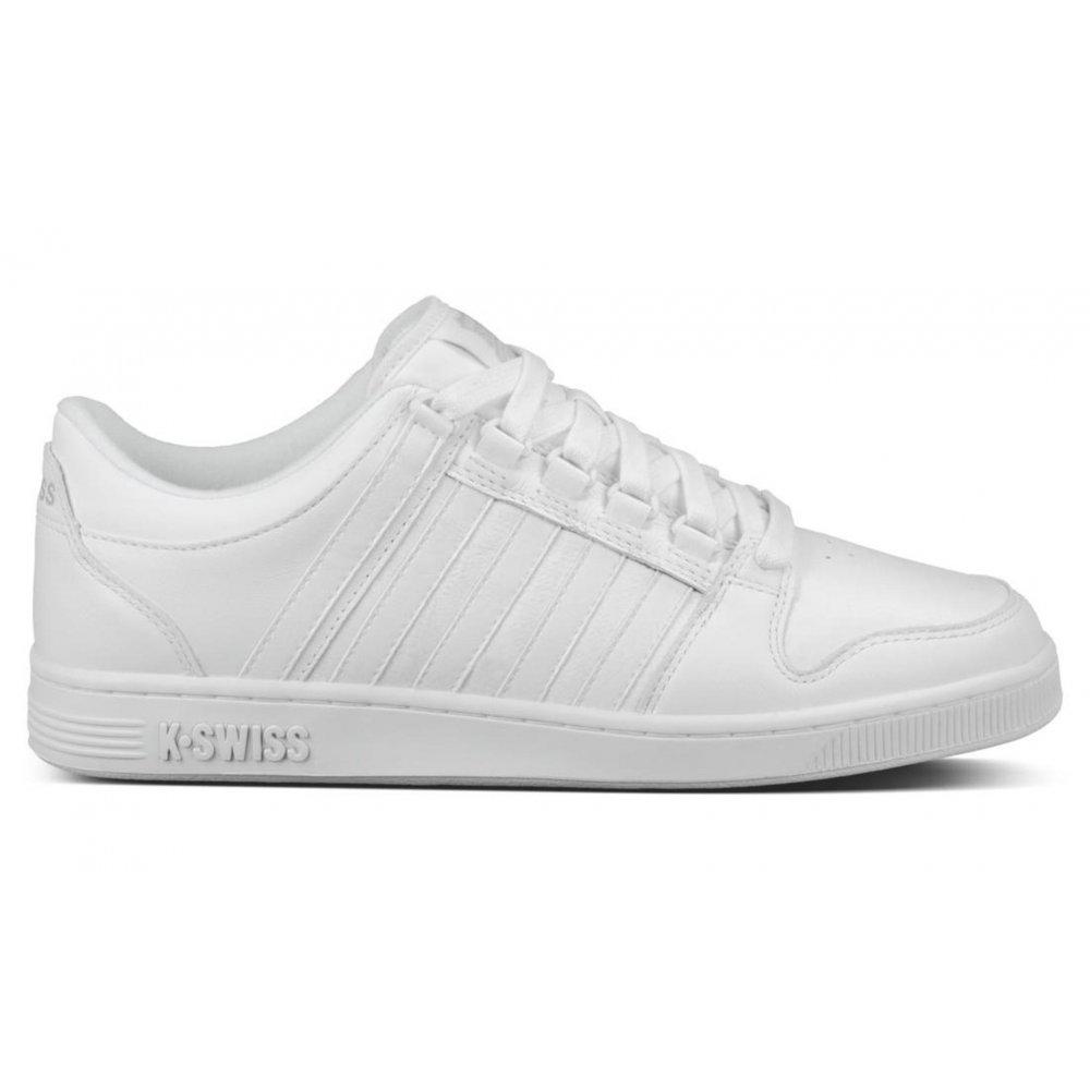 K-Swiss K-Swiss Alvary Leather White