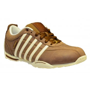 K-Swiss K SWISS Arvee 1.5 Bison / Ecru (F7) 02453-291 Men's Trainers
