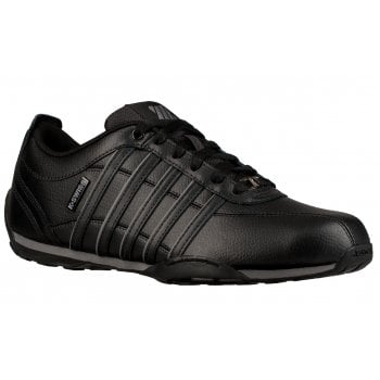 K-Swiss Arvee 1.5 Black / Charcoal (SC-C3) 02453-011 Men's Trainers