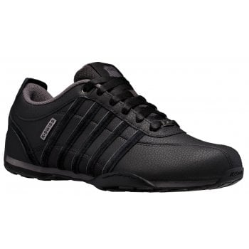 K-Swiss Arvee 1.5 Black / Gunmetal (N14) 02453-081 Men's Trainers