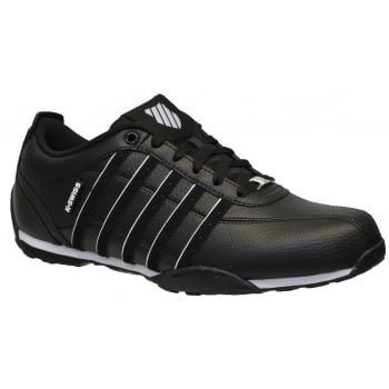 K-Swiss K SWISS Arvee 1.5 Black / White (F4) 02453-010 Men's Trainers