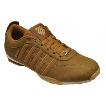 K-Swiss K SWISS Arvee 1.5 Brown / Cow Boy (N89) 02453-231 Men's Trainers