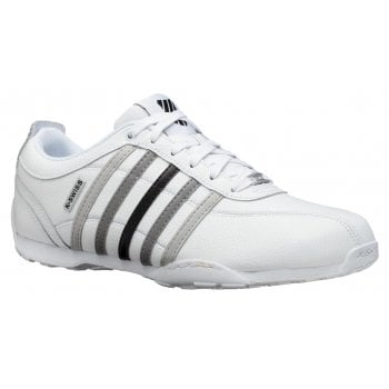 K-Swiss K SWISS Arvee 1.5 White / Grey (N68) 02453-935 Men's Trainers