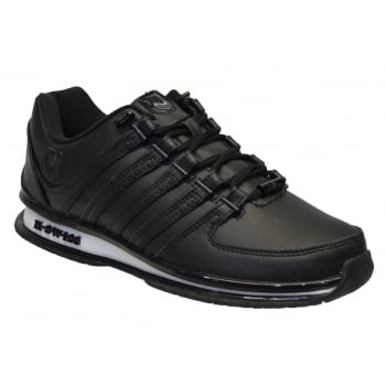 K-Swiss K Swiss Rinzler SP Black /Black (G2) 02283-024 Mens Trainers