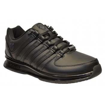 K-Swiss K Swiss Rinzler SP Leather Black / Black (N36) 02283-001 Mens Trainers