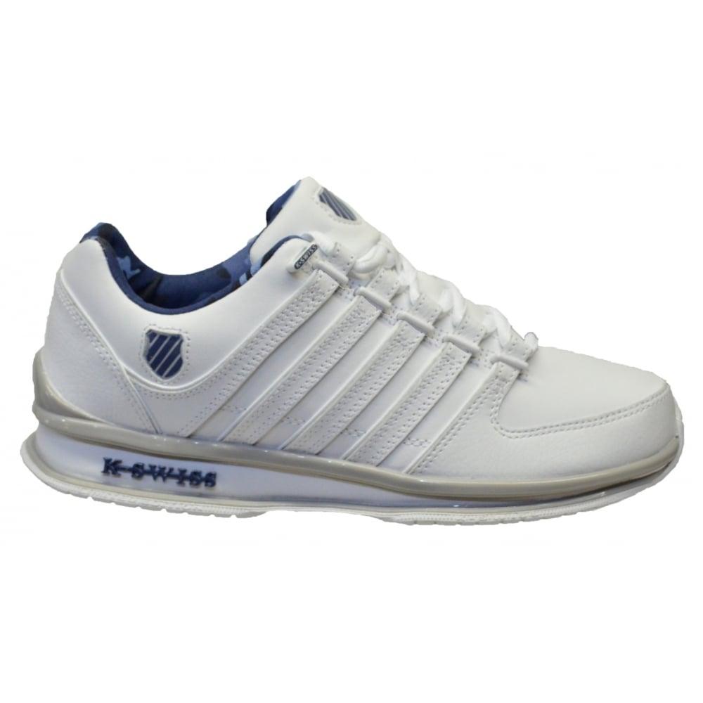 054a9f4cf3e03 ... K-Swiss K Swiss Rinzler SP Leather White / Ensign Blue (N74) 02283 ...
