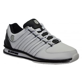 K-Swiss K Swiss Rinzler SP White / Black (N82) 02283-804 Mens Trainers