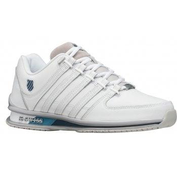 K-Swiss Rinzler SP White / Blue (N11) 02283-947 Mens Trainers