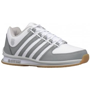 K-Swiss Rinzler White / Griffin (N12) 01235-963 Mens Trainers