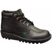 Kickers Kick Hi M Core Black / Black (SC-b1) KF0000101-BTW Mens Boots