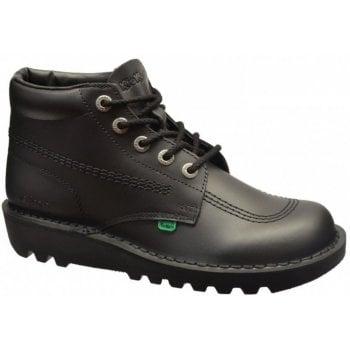 Kickers Kick Hi M Core Black (Z160) KF0000101-BTW Mens Boots