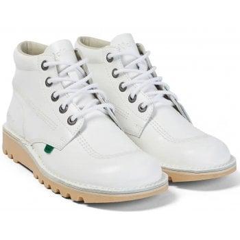 Kickers Kick Hi M Core White (F4) 1-15844 Mens Boots