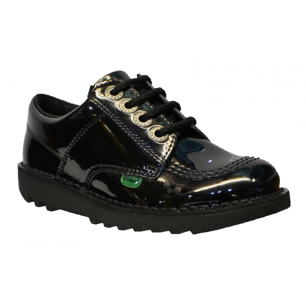 Girls Kickers Shoes School Shoes