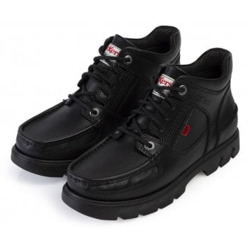 Kickers Mens Black Lennon Mid Boots (N55) 1-15578 All Sizes