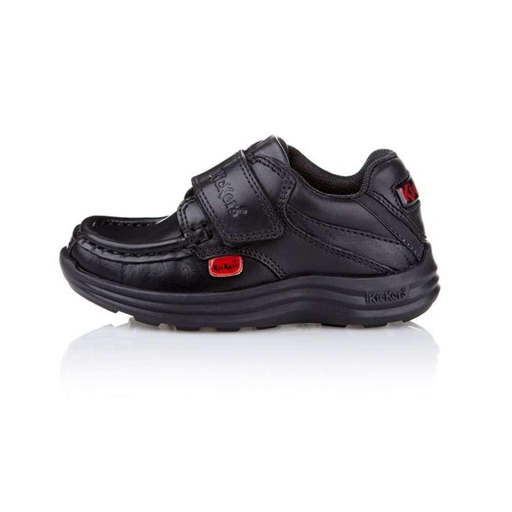 Kickers Kickers Reasan Strap IM Infants Black (B18 / Z29 ...