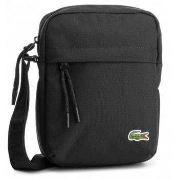 Lacoste Black (B52) NH2102NE 991 Shoulder / Man Bag