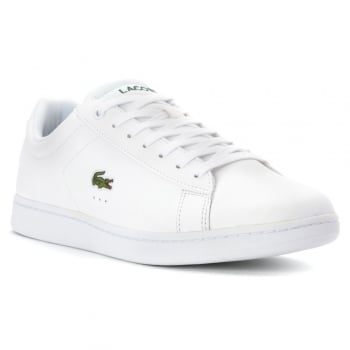 Lacoste Carnaby EVO BL 1 Spm White (SC-C2) Mens Trainers