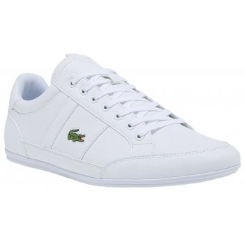 Lacoste Chaymon Synthetic White (G3) 7-41CMA003821G Mens Trainers
