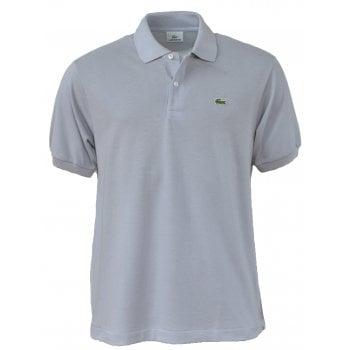 Lacoste Classic Fit L.12.12 Men's Short Sleeve Grey (BFV) Polo Shirts (BX3)