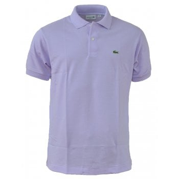 Lacoste Classic Fit L.12.12 Men's Short Sleeve Iris (UYA) Polo Shirts (BX2)