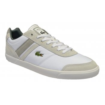 Lacoste Comba Put SPM White / White (N38) Mens Trainers