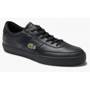 Lacoste Court CMA Master Black (N92) Mens Trainers