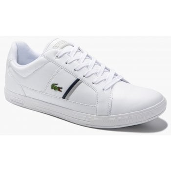 Lacoste Europa SMA White / Grey (N64) Mens Trainers