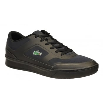 Lacoste Explorateur Sport 316 1 SPM Black (G2) Mens Trainers