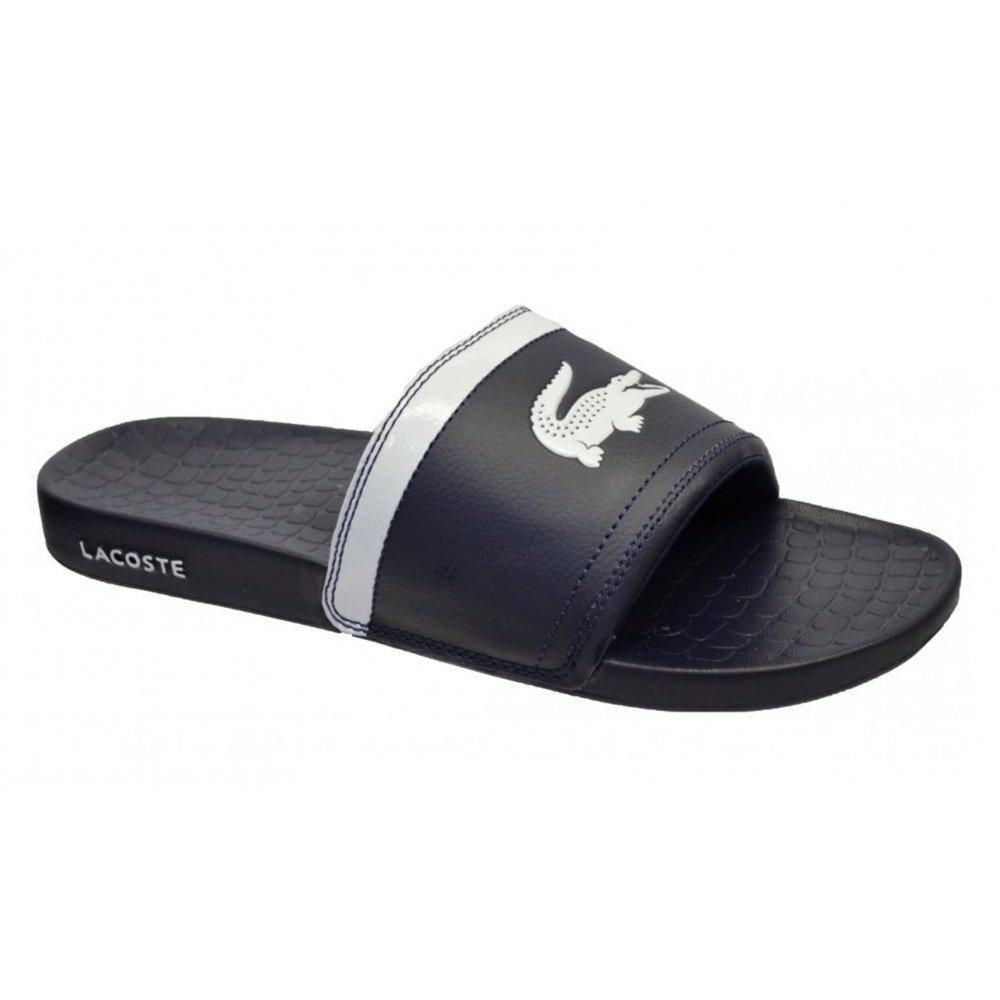 Lacoste Fraisier BRD1 Navy Sandals - Men